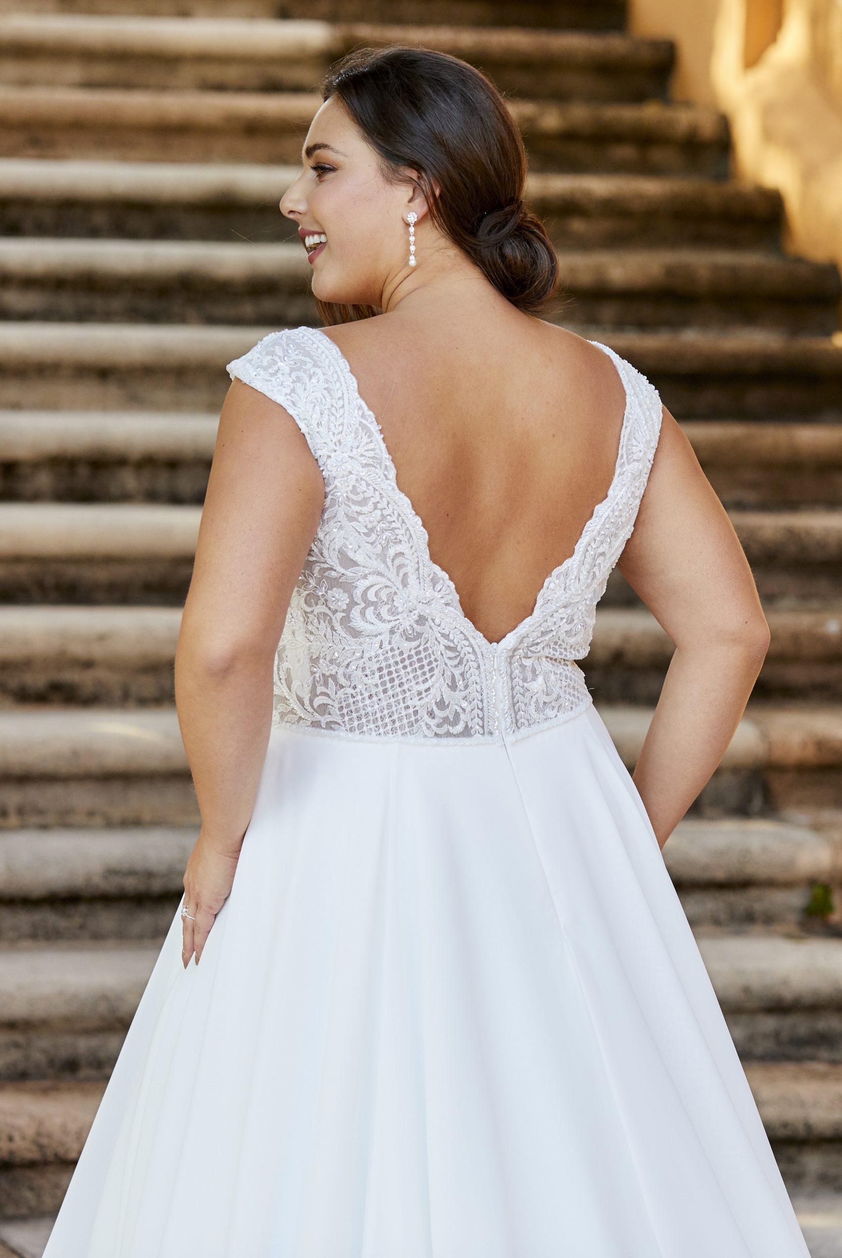 The back detail of our designers' choice of the month.